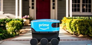 Amazon delivery robots | iTMunch