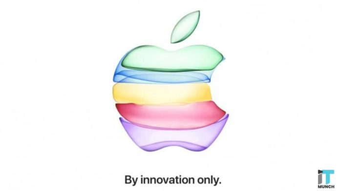 Apple logo- by innovation only | iTMunch