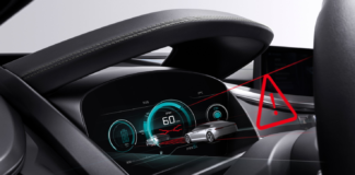 3D visual display for cars by Bosch | iTMunch