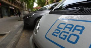 Car2Go hourly hire charges increases | iTMunch