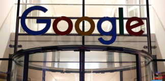 Google logo in an office | iTMunch