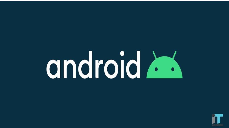 Google android new logo | iTMunch