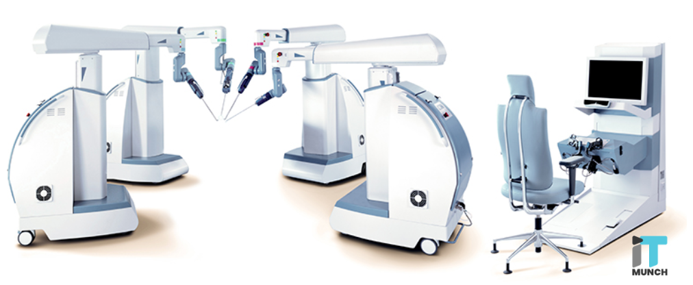 Robot assisted surgery equipment | iTMunch