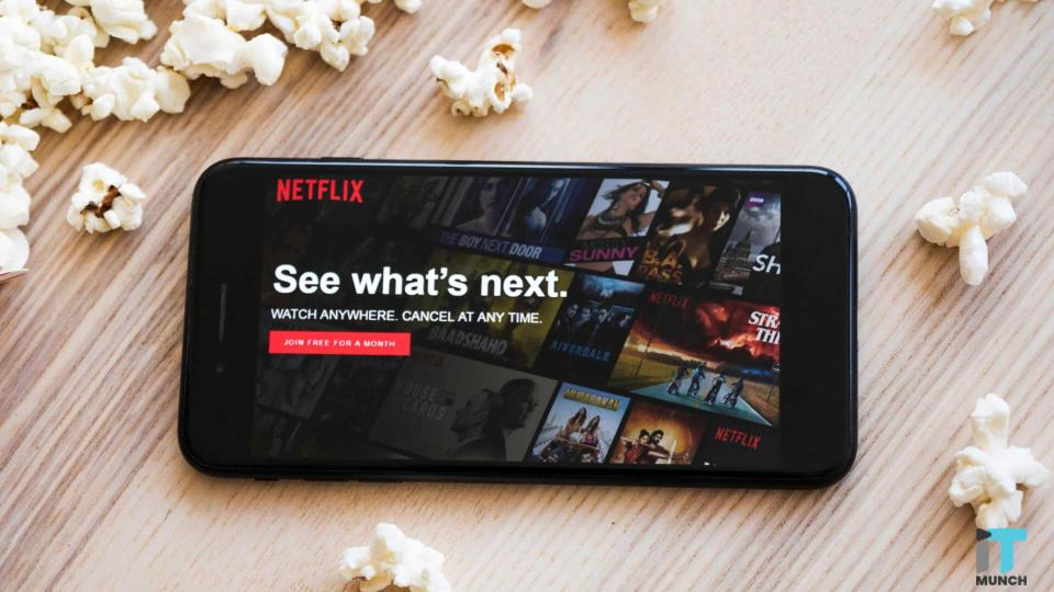 Netflix with new section: Latest | iTMunch