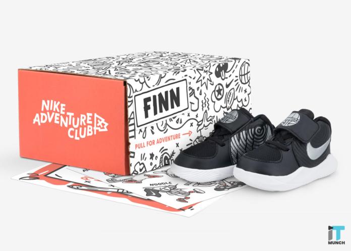 Nike sneaker club for children | iTMunch