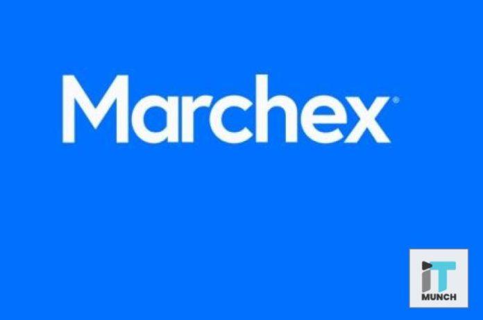 Marchex logo I iTMunch