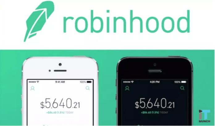 Robinhood: stock trading app | iTMunch