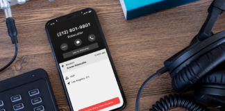 Robocaller app in phone | iTMunch