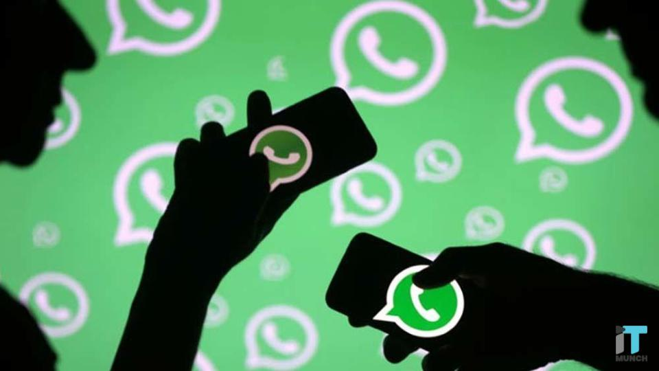 Whatsapp pay service launched | iTMunch