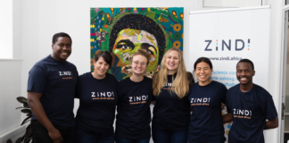African startup Zindi team | iTMunch