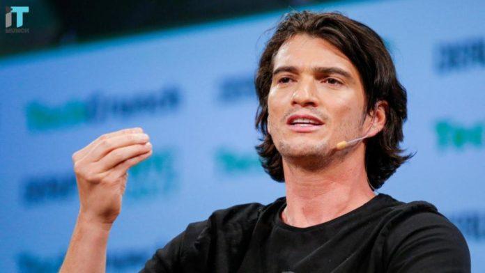 CEO Adam Neumann | iTMunch