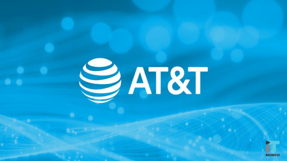 AT&T Communications Logo | IT Munch