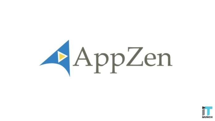 AppZen logo | iTMunch