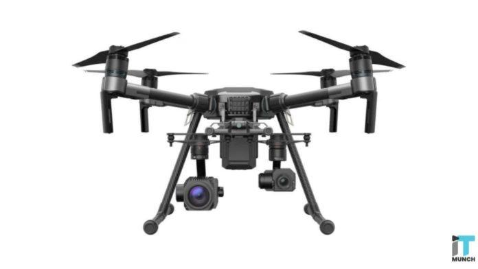 DJI New Industrial drone | iTMunch