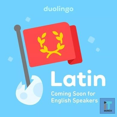 Duolingo offers Latin course for English speakers | iTMunch