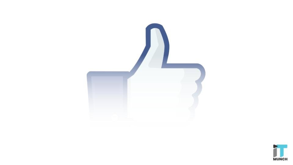 Like counts may disappear on Facebook   iTMunch
