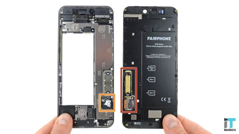 Fairphone 3 Receives A Perfect 10 from iFixit for Repairability
