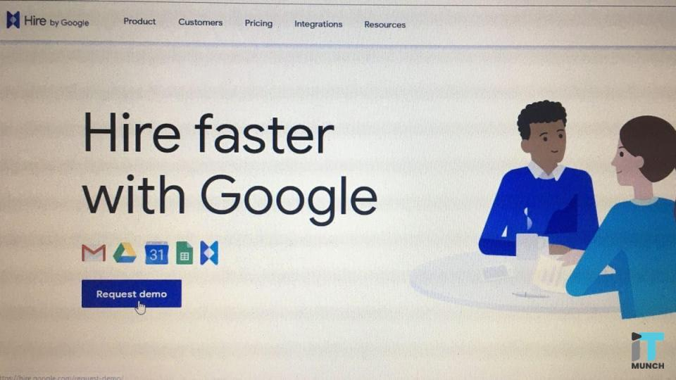 Google Hire | iTMunch