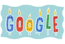 Google 21 anniversary | iTMunch