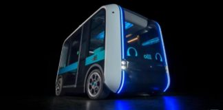 Electric autonomous shuttle | iTMunch