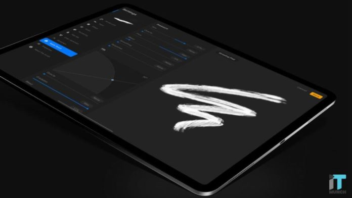 New graphics engine by Procreate | iTMunch