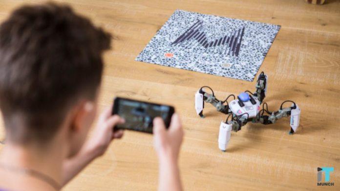 MekaMon robot