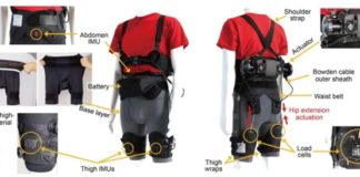 Robotic shorts that help in walking and running | iTMunch