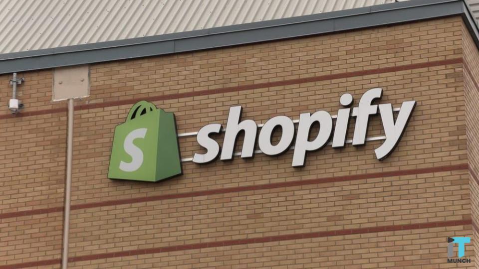 Shopify obtains 6 river systems | iTMunch