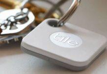 Tile keychain | iTMunch