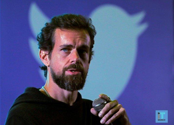 Twitter CEO Jack Dorsy | iTMunch