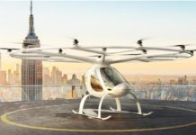 Volocopter flying taxi service raises $55M | iTMunch