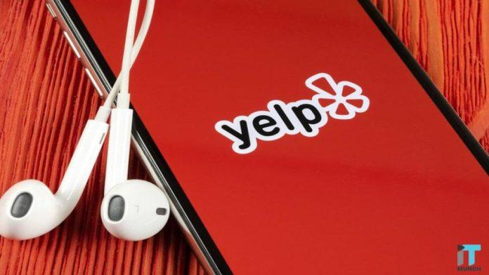 Yelp on mobile | iTMunch