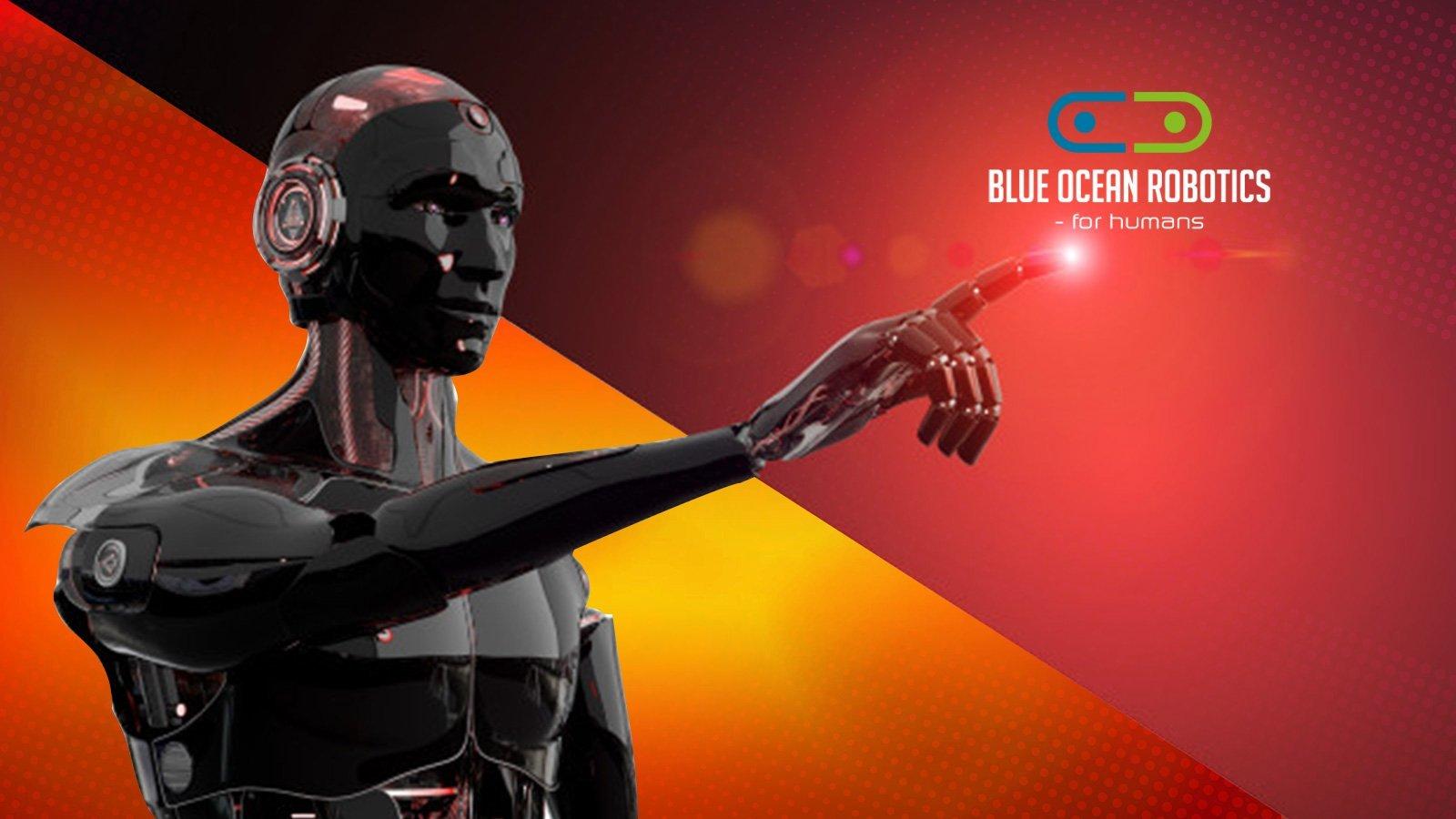 Blue ocean robotics | iTMunch