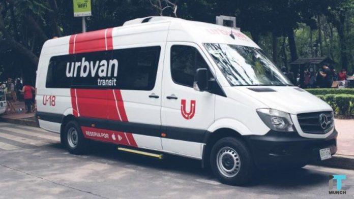 Urbvan- Individual, high end transport shuttle | iTMunch