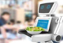 Food delivery by robots | iTMunch
