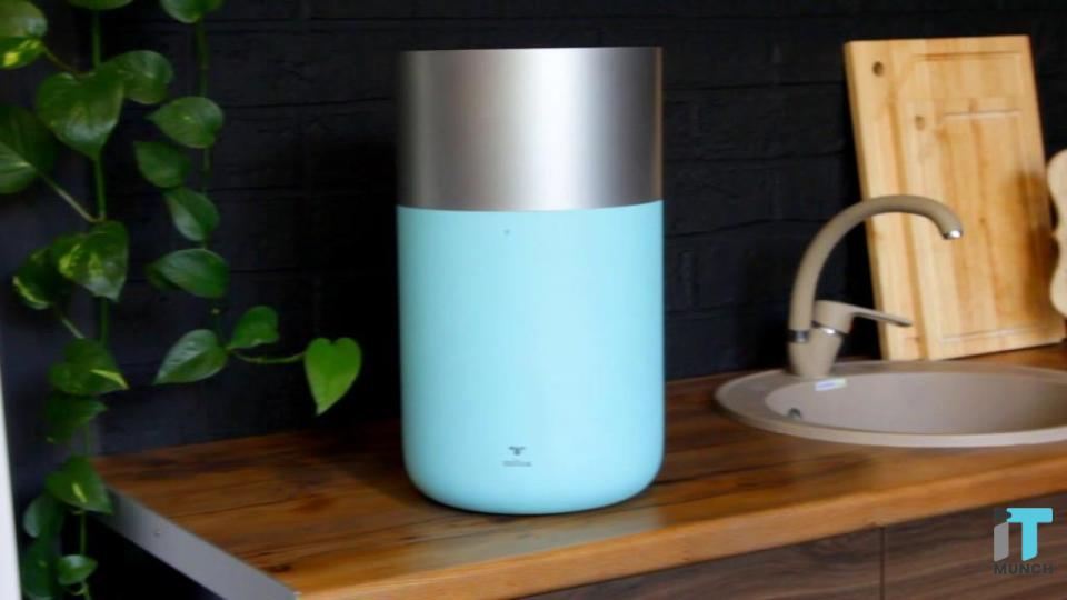 Filtered water by Impala | iTMunch