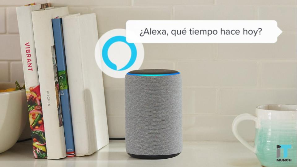 Alexa Now Available in a Multi-Lingual Mode | iTMunch