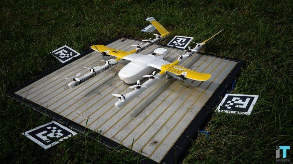 A Drone | iTMunch