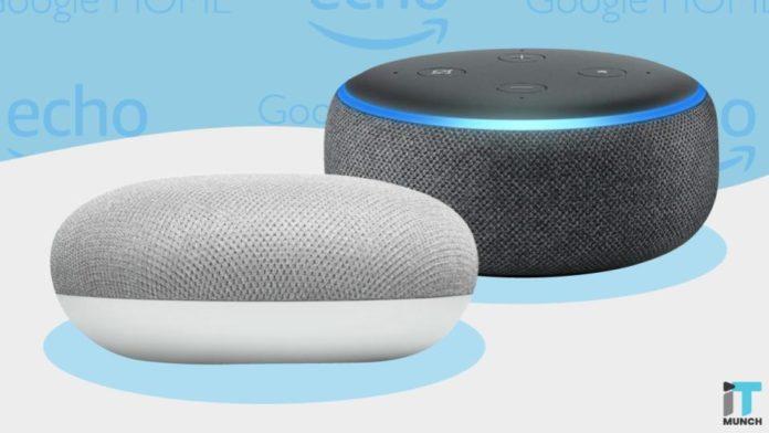Amazon Echo speakers | iTMunch