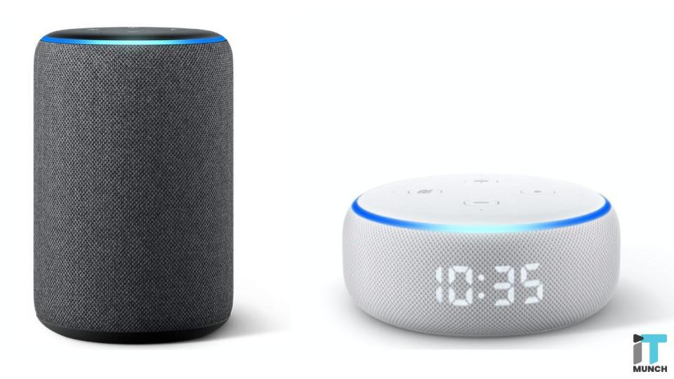 Amazon Echo and Echo Plus | iTMunch
