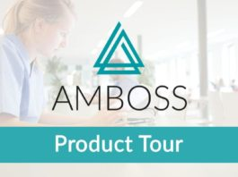 Amboss knowledge platform product tour | iTMunch