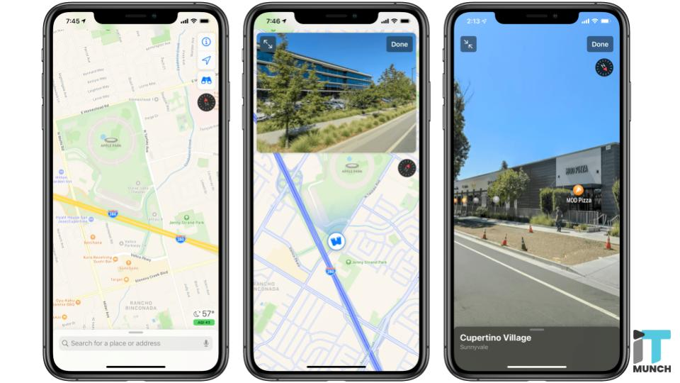 Apple iPhone Maps | iTMunch