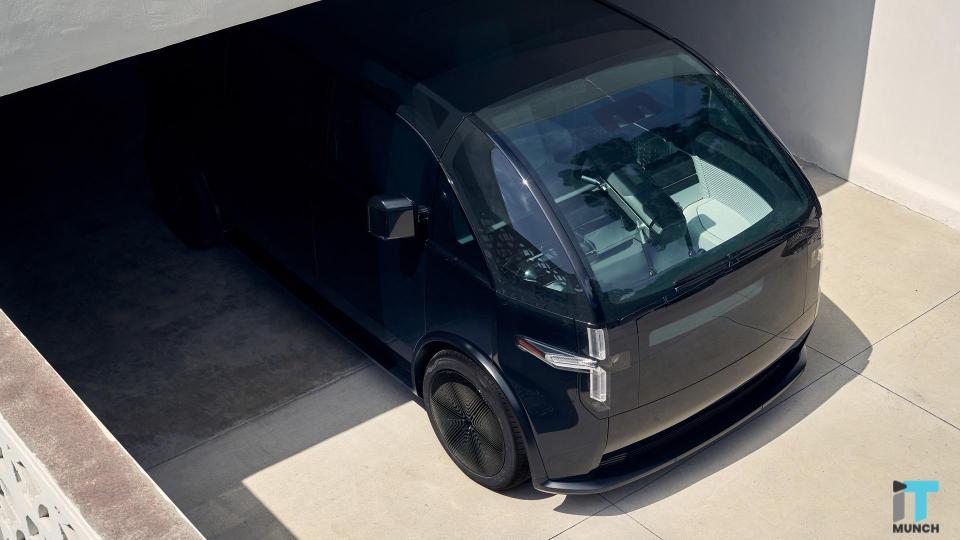 Canoo: An Electric Vehicle | iTMunch