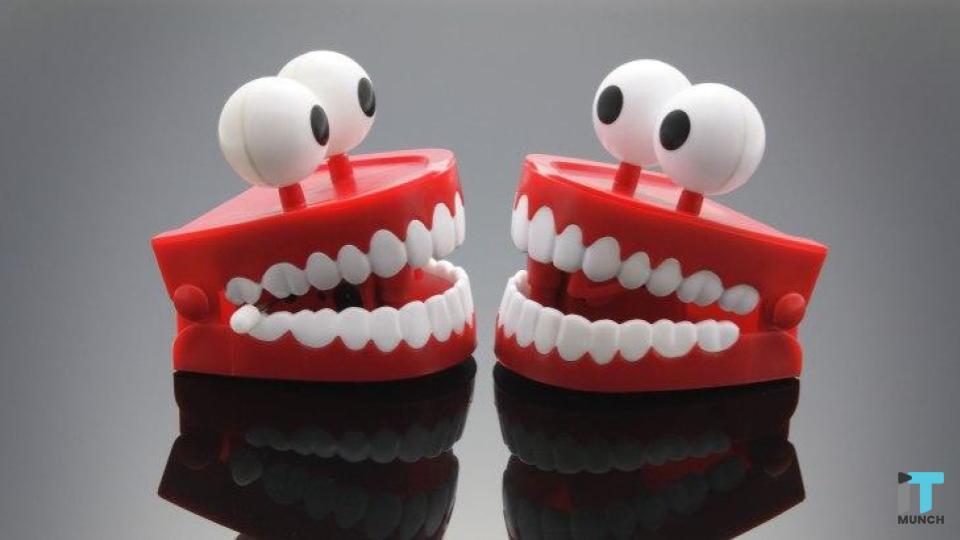 Dummy teeth | iTMunch