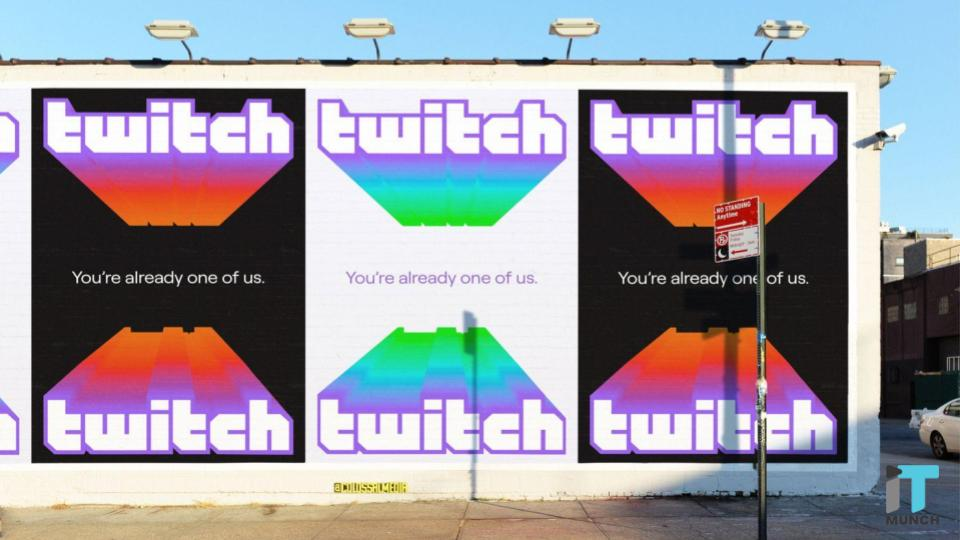 Twitch with a new look | iTMunch