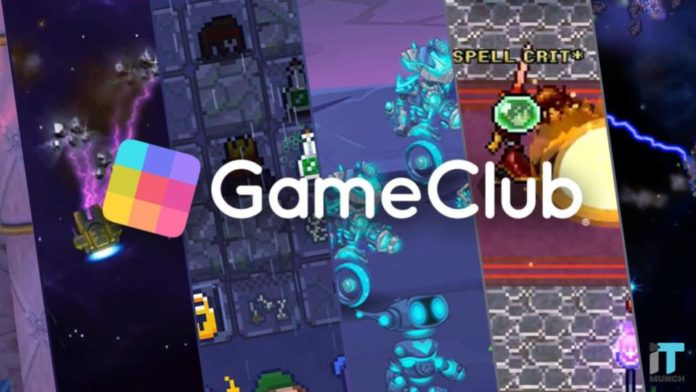 Game Club | iTMunch