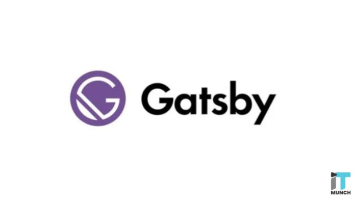 Gatsby logo | iTMunch