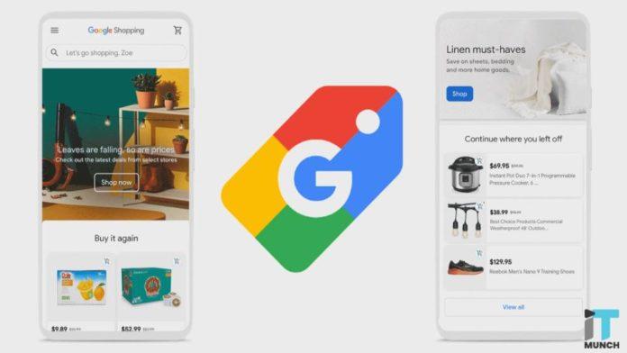 Google Shopping | iTMunch