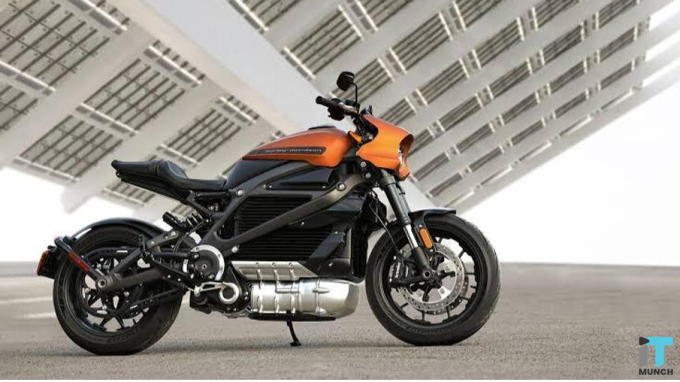 Harley Davidson electric motorcycle | iTMunch