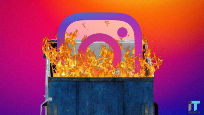 Instagram destroys its stalking feature